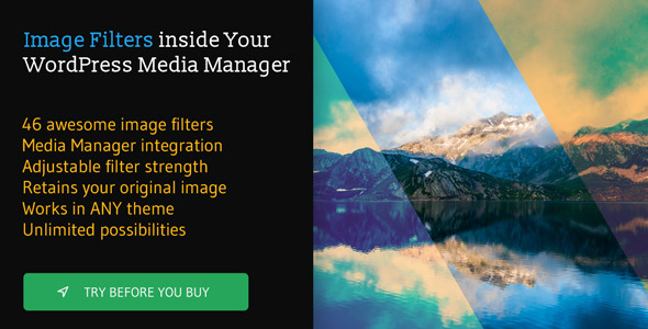 Photo of [Download] Ultimate Image Filters WordPress Plugin