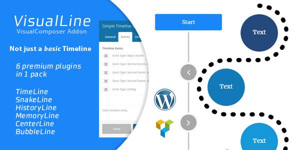 Photo of [Download] Visual Line WordPress Timeline Plugin