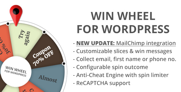 Photo of [Download] Win Wheel For WordPress