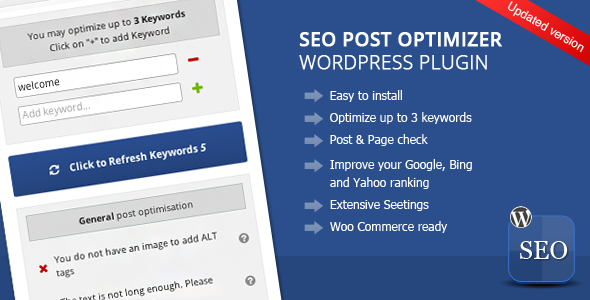 Photo of [Download] Wordpress SEO Post Optimizer