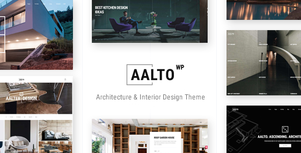 Photo of Get Aalto – Architecture and Interior Design Theme Download