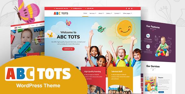 Abc Tots - Kindergarten Theme