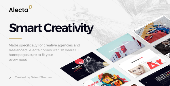 Photo of Get Alecta – Creative Agency Theme Download