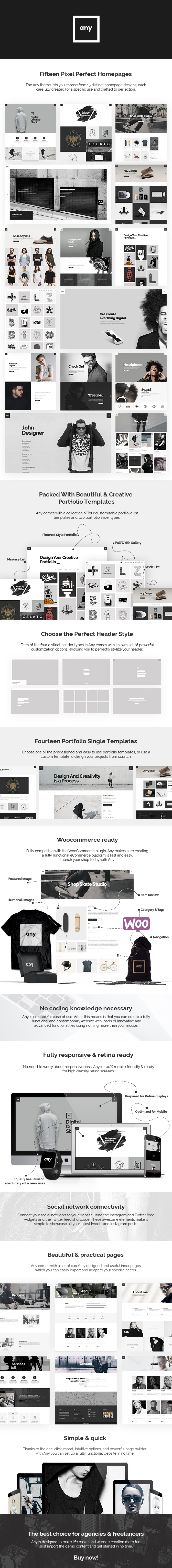 Any - Freelancer Portfolio Theme - 1