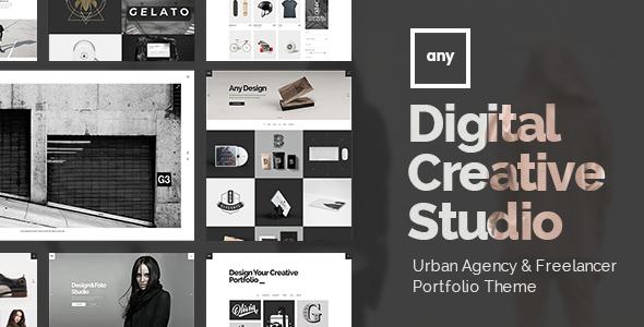 Photo of Get Any – Freelancer Portfolio Theme Download