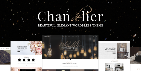 Photo of Get Chandelier – Luxury Theme for Custom Brands Download