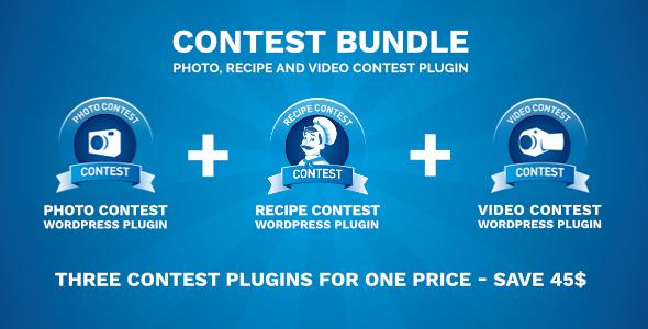 Photo of Get Contest Bundle – WordPress Plugins Download
