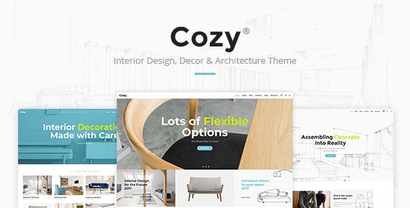 Cozy - Interior Design Theme