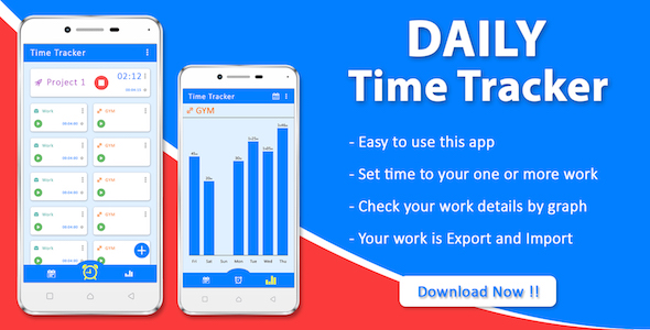 Photo of Get Daily Time Tracker Android App Download