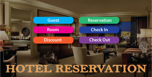 Photo of Get Easy Reservation 2020 | Hotel Management System With Full Source Code Download
