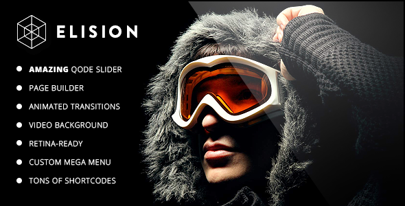 Photo of Get Elision – Retina Multi-Purpose WordPress Theme Download