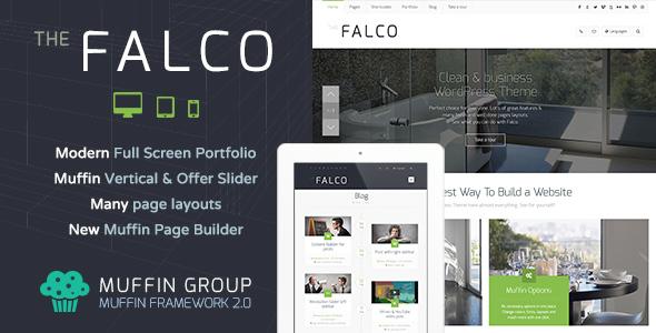 Photo of Get Falco – Responsive Multi-Purpose WordPress Theme Download