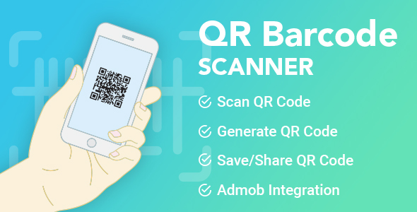 Photo of Get Fastest QR code and Barcode scanner for Android with AdMob Download
