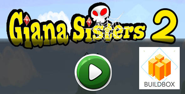 Photo of Get Giana Sisters 2 Buildbox 2.3.8 Download