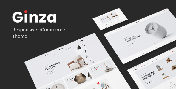 Photo of Get Ginza – Responsive Prestashop Theme Download