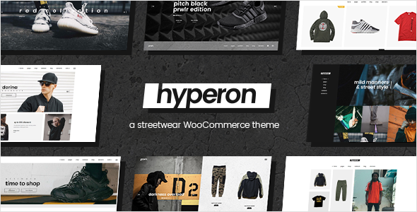 Photo of Get Hyperon – Clothing WooCommerce Theme Download