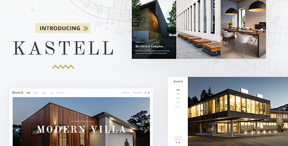 Photo of Get Kastell – Theme for Single Properties and Apartments Download