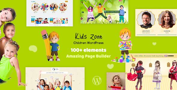Photo of Get Kids Zone Children Theme Download
