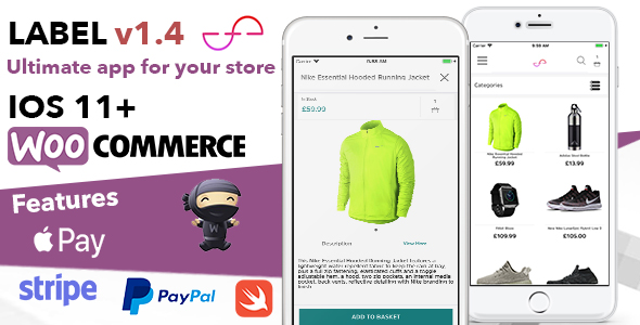 Photo of Get Label App For Woocommerce Shops and Ecommerce Sites – Written In Swift XCode IOS Download