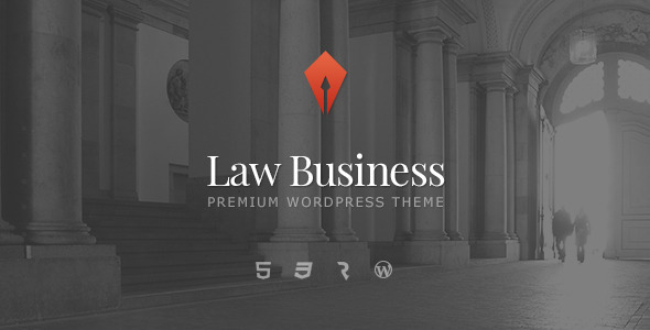 Photo of Get LawBusiness – Attorney & Lawyer WordPress Theme Download