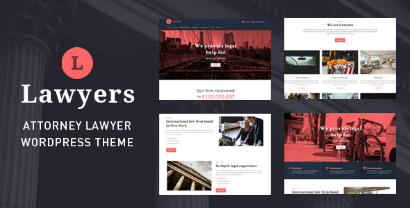Photo of Get Lawyers – Responsive Business Wordpress Theme Download