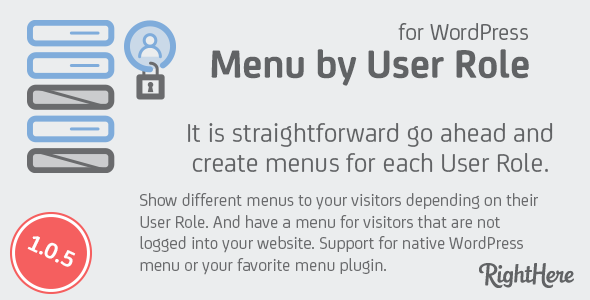 Photo of Get Menu by User Role for WordPress Download