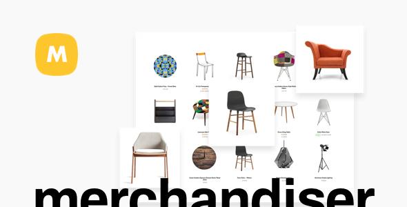 Merchandiser - eCommerce WordPress Theme for WooCommerce