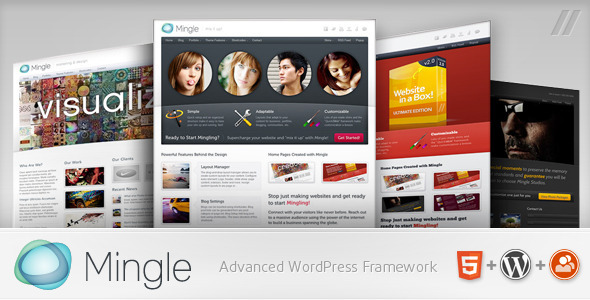 Photo of Get Mingle – Multi-purpose WordPress Theme Download