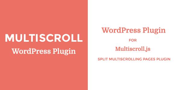 Photo of Get Multiscroll – WordPress Plugin Download