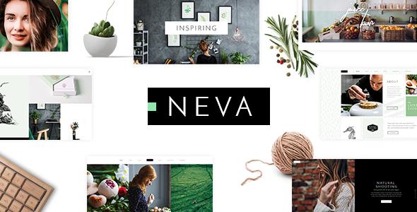 Photo of Get Neva – Multipurpose Creative Theme Download