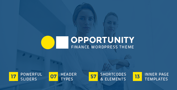 Photo of Get Opportunity – Finance Theme Download
