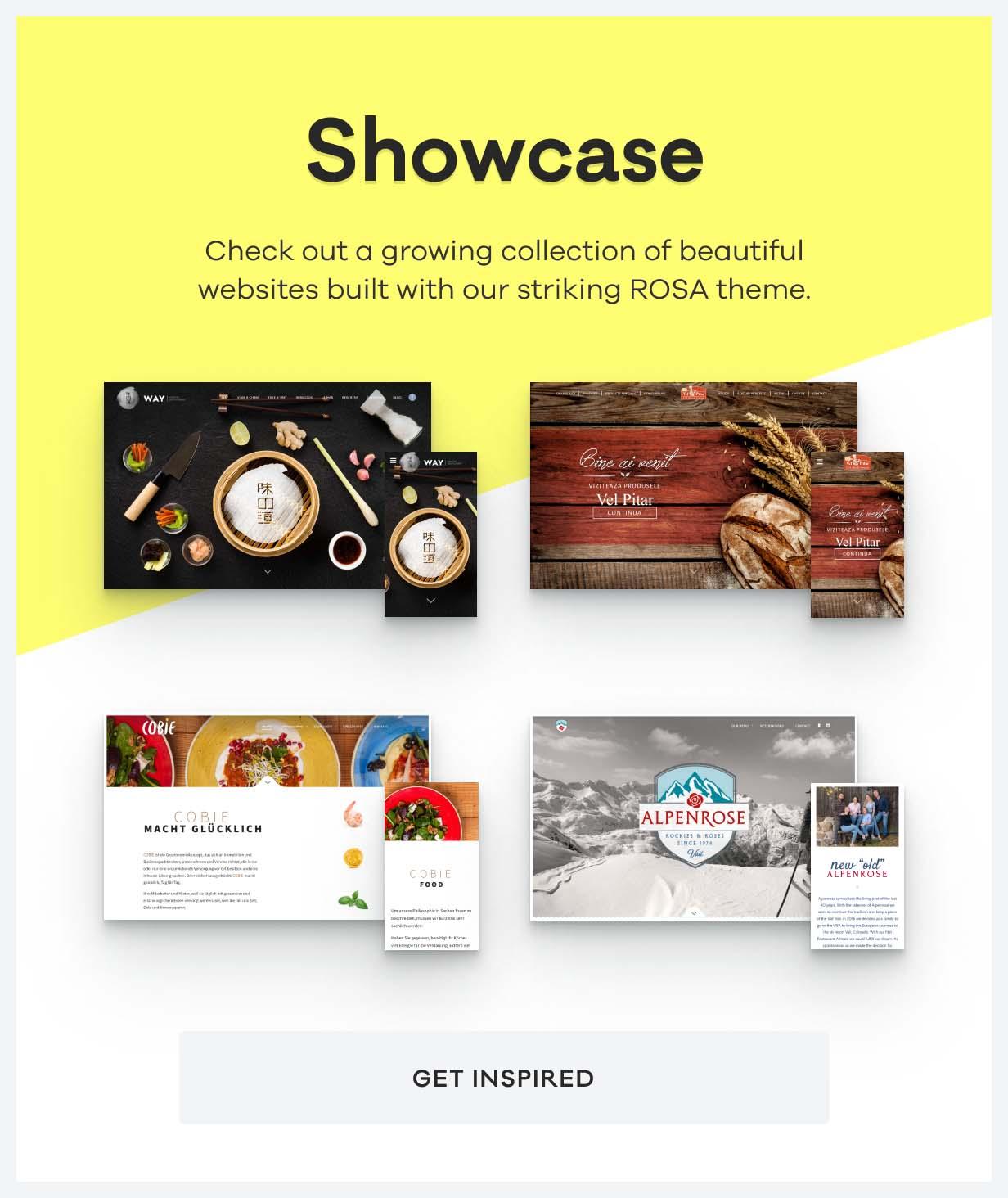 ROSA 1 - An Exquisite Restaurant WordPress Theme - 11