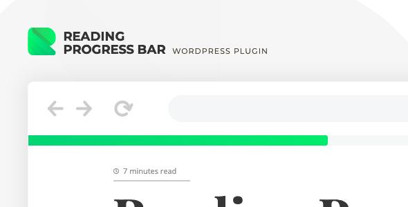 Photo of Get ReBar – Reading Progress Bar for WordPress Website Download