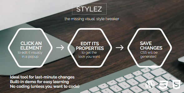 Photo of Get STYLEZ – visual CSS style tweaker Download