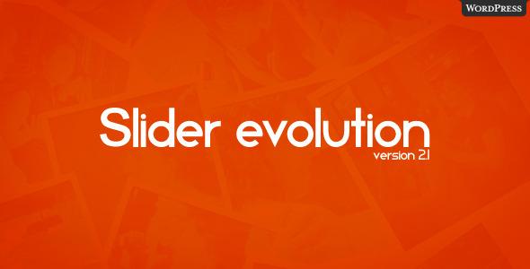 Photo of Get Slider Evolution for WordPress Download