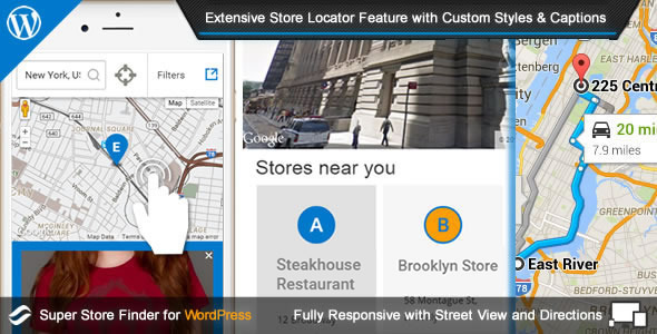 Photo of Get Super Store Finder for WordPress Download