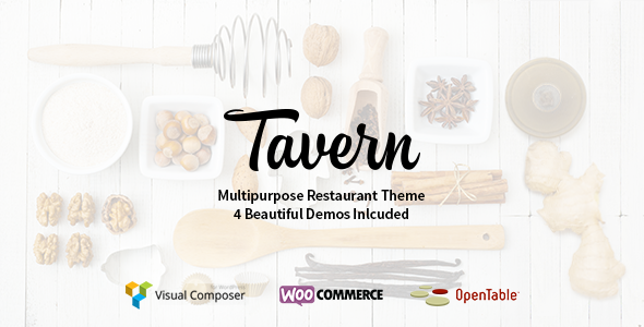 Photo of Get Tavern – Professional Restaurant Theme Download