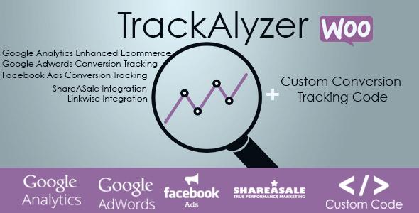 Photo of Get TrackAlyzer – Analytics & Custom Tracking Code for WooCommerce Download