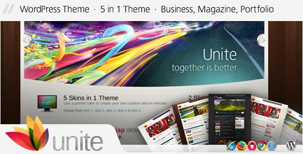 Photo of Get Unite – WordPress Business, Magazine Theme Download