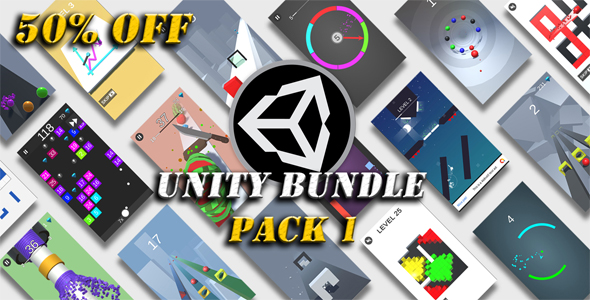 Photo of Get Unity Games Bundle Pack 1 – 50% OFF Download