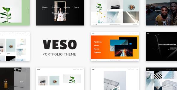 Photo of Get Veso – Multipurpose Portfolio Theme Download