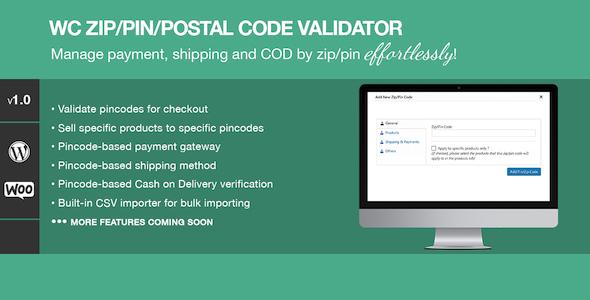 Photo of Get WC Zip/Pin/Postal Code Validator Download