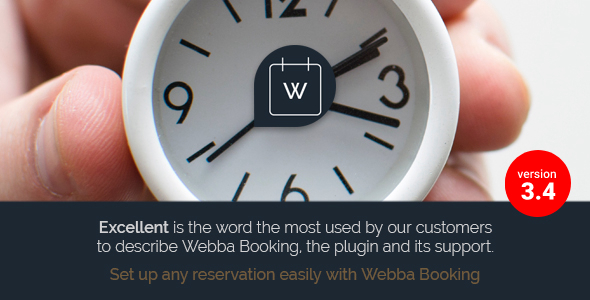 Photo of Get Webba Booking – WordPress Appointment & Reservation plugin Download
