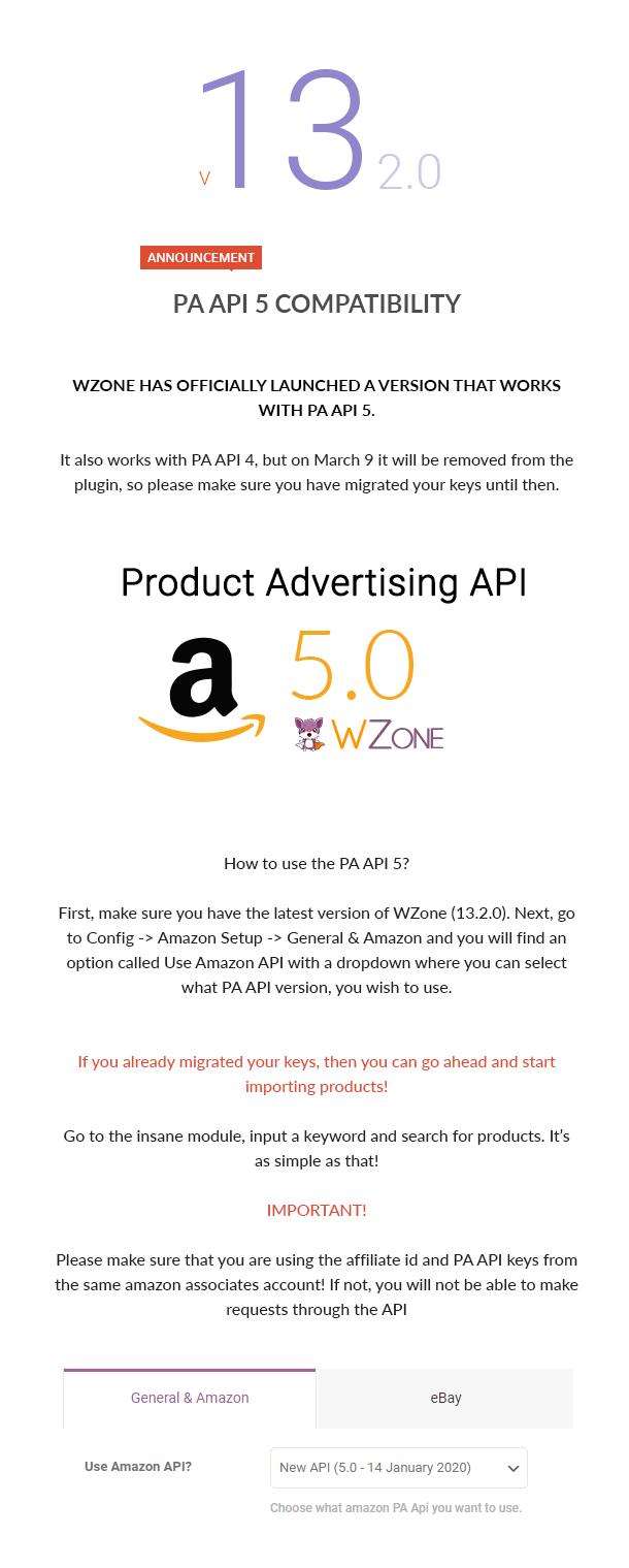 WooCommerce Amazon Affiliates - WordPress Plugin - 2