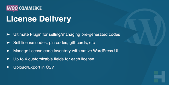 Photo of Get WooCommerce License Delivery & Management Download