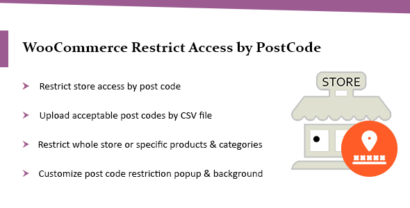 Photo of Get WooCommerce Plugin: Restrict Store / Catalog Access by Post Code Download