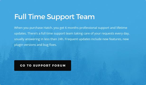 Hatch - MultiPurpose WordPress Theme - 7
