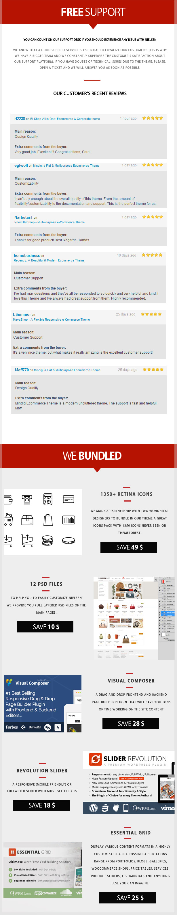 Nielsen - E-commerce WordPress Theme - 4
