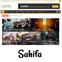 Sahifa Theme
