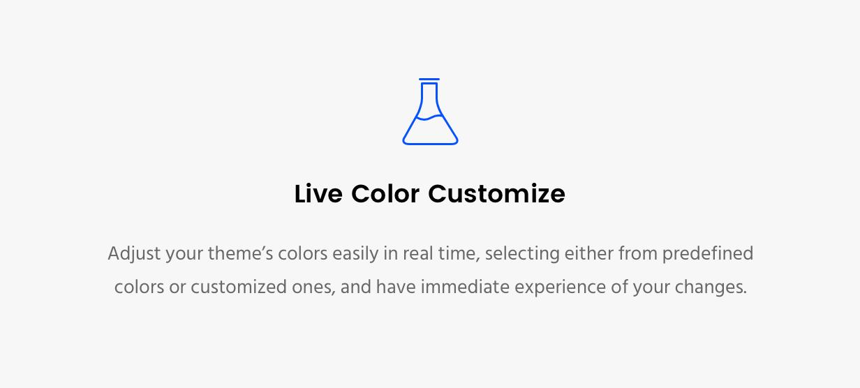 Movedo Color Customizer